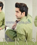 Zayn Rashid Winter 2014 Dresses For Men Volume 2 3