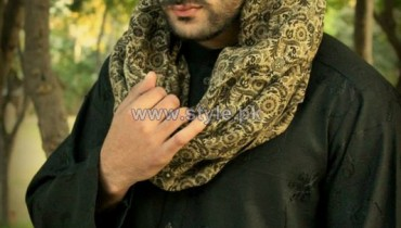 Zayn Rashid Winter Kurta Shalwar 2013-2014 For Men 7