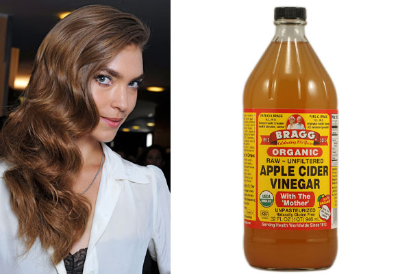 Advantages of Vinegar For Your Hair