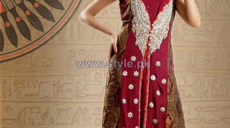 Ashal Mujtaba Spring Dresses 2014 For Women