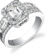 Best Emerald Cut Engagement Rings002