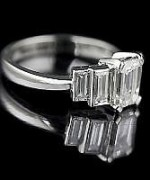 Best Emerald Cut Engagement Rings005