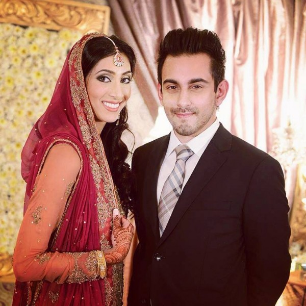 Bilal Khan Pictures With Wife 01