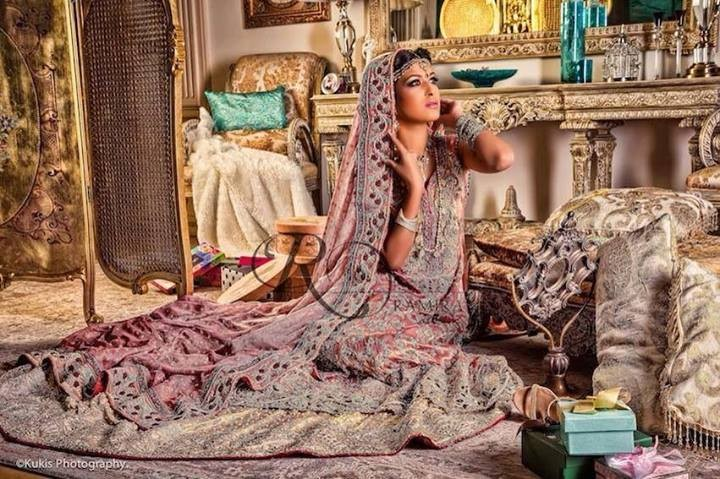 Bridal Wear Dresses 2014 by Ramira007