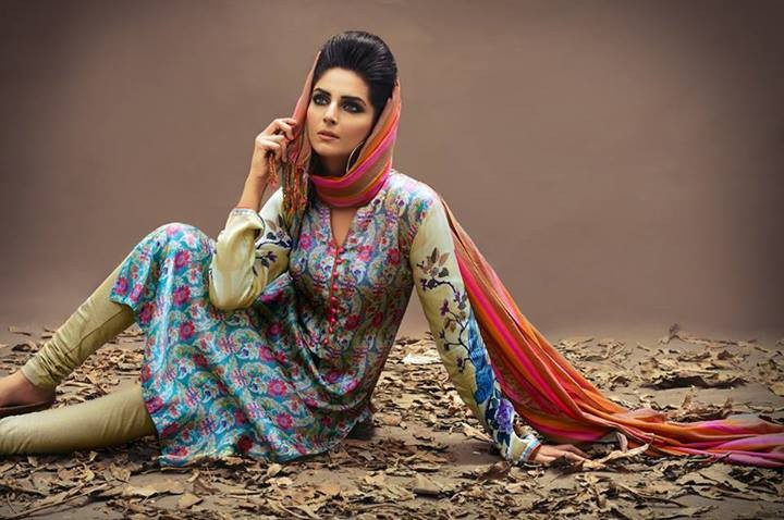 Chen One Casual Wear Dresses 2014 for Ladies