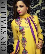 Crystallia Winter Dresses 2014 For Girls 3