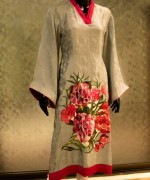 Deebaro Winter Dresses 2014 For Women 001