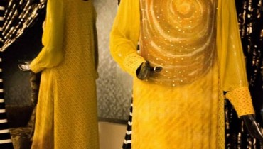 Deebaro Winter Dresses 2014 For Women 006