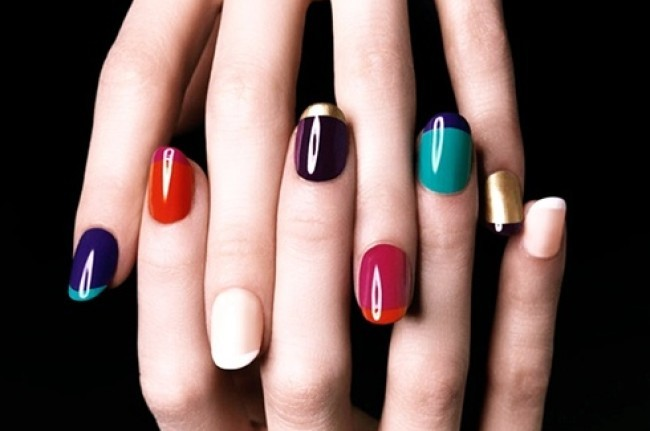 Easy Nail Art For Beginners Some Ideas