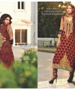Eiza by UA Textile Winter Dresses 2014 For Girls 1