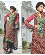 Eiza by UA Textile Winter Dresses 2014 For Girls 3