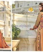 Eiza by UA Textile Winter Dresses 2014 For Girls 7