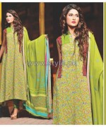 Eiza by UA Textile Winter Dresses 2014 For Women 11