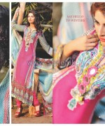 Eiza by UA Textile Winter Dresses 2014 For Women 13