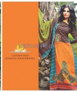 Eiza by UA Textile Winter Dresses 2014 For Women 15