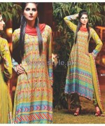 Eiza by UA Textile Winter Dresses 2014 For Women 9