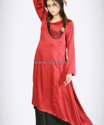 Fab by Amirah Spring Dresses 2014 For Girls 4