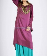 Fab by Amirah Spring Dresses 2014 For Girls 7