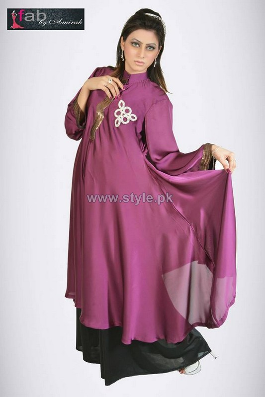 Fab by Amirah Spring Dresses 2014 For Women 9