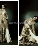 Fahad Hussayn Bridal Dresses 2014 For Girls 1