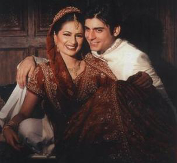Fawad Khan Wedding Pic 01