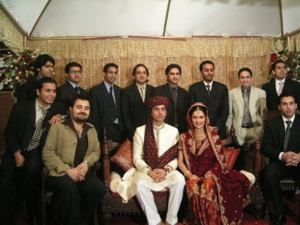 Fawad Khan Wedding Pic 04 600x450 celebrity gossips