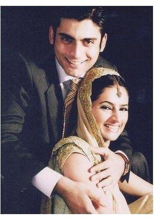 Fawad Khan Wedding Pic 06 celebrity gossips