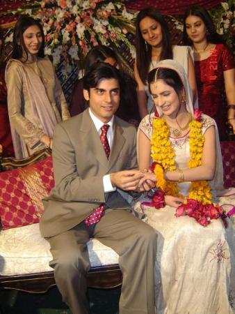 Fawad Khan Wedding Pic 07 celebrity gossips