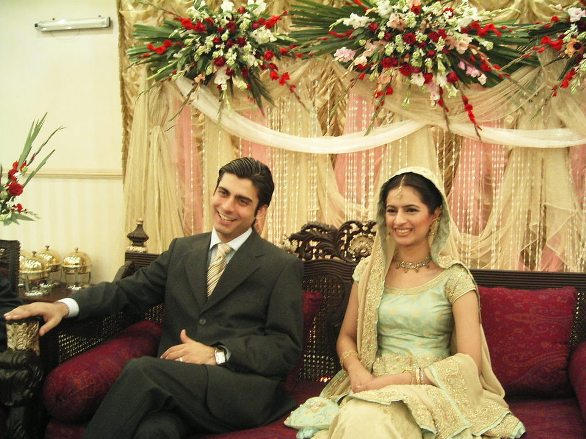 Fawad Khan Wedding Pic 08 celebrity gossips