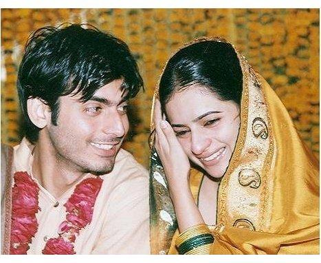 Fawad Khan Wedding Pic celebrity gossips