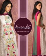 Funkaar Party Wear Dresses 2014 For Winter 3