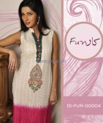 Funkaar Party Wear Dresses 2014 For Women 5
