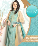 Funkaar Party Wear Dresses 2014 For Women 8
