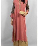 Grapes The Brand Winter Dresses 2014 For Women 001