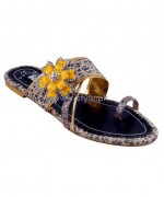 Gul Ahmed Casual Wear Slippers 2014 For Women 7