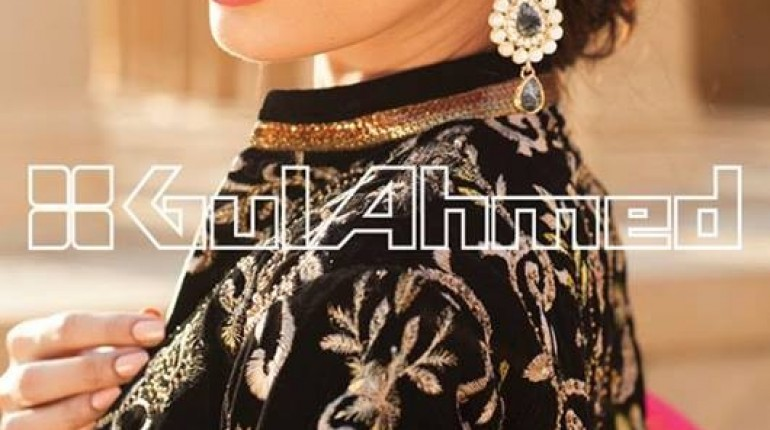 Gul Ahmed Embroidered Coats 2014 for Women and Men