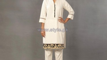 Inaaya Winter Dresses 2014 For Girls and Women 7