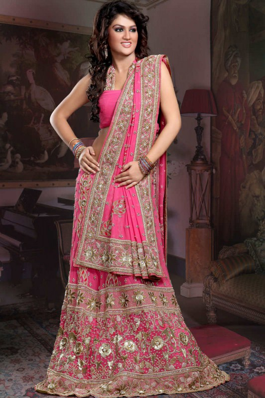 Elegant Indian Wedding Dresses 4 Perfect Few Pictures Of Indian