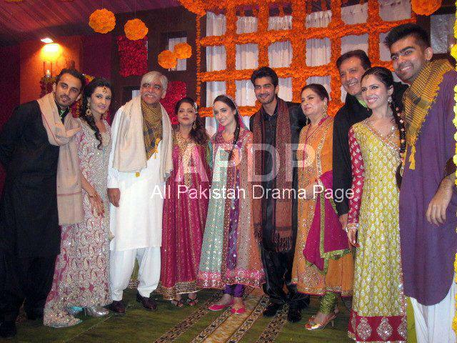 Javed Shaikh Son Shehzad Sheikh Wedding Pic 04