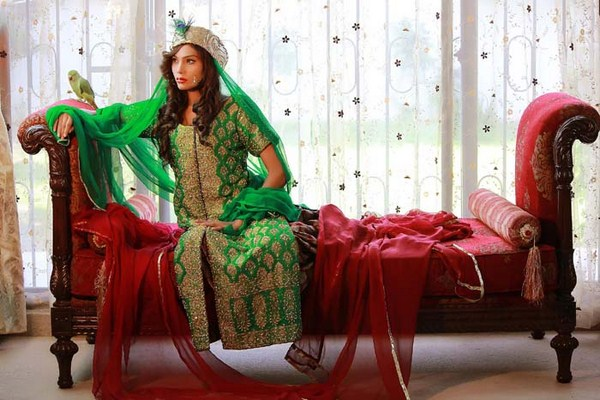 Kaneez Fatimah Bridal Dresses 2014 For Women 002