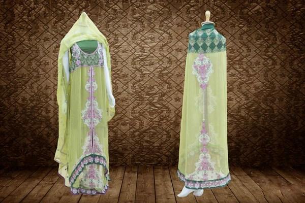 La Esperanza Winter Dresses 2014 For Women 006
