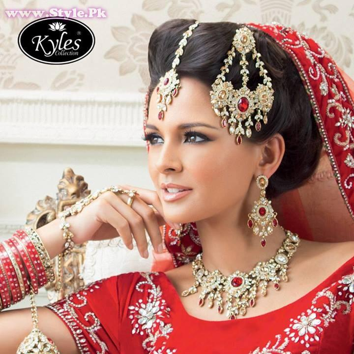 Latest Bridal Jewellery Designs 2014 for Girls