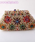 Latest Fashion of Clutches for Girls 2014006