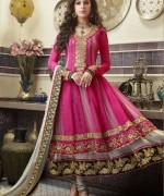 Latest Fashion of Frock Designs 2014 in Pakistan001