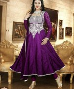 Latest Fashion of Frock Designs 2014 in Pakistan002