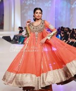 Latest Fashion of Frock Designs 2014 in Pakistan005