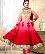 Latest Fashion of Frock Designs 2014 in Pakistan008