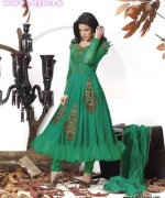 Latest Fashion of Frock Designs 2014 in Pakistan011