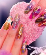 Latest Nail Art Designs 2014 0010 150x180 new fashion nail art fashion trends