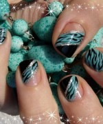 Latest Nail Art Designs 2014 0015 150x180 new fashion nail art fashion trends